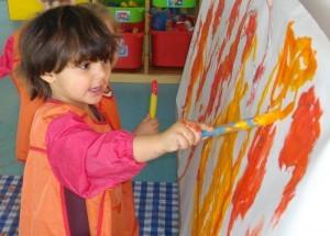 activite-peinture-creche-Cars-2