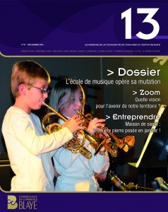 mag 13 n°10 couverture