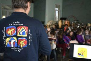 Risques auditifs : l'Ecole de musique intercommunale mise sur la prévention
