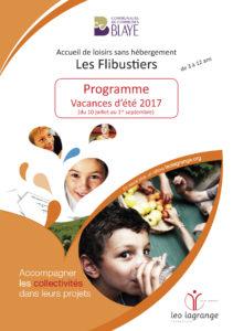 Les Flibustiers - programme vacances 2017