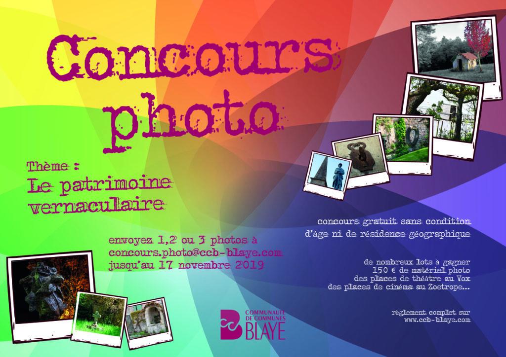 2e édition du concours photo de la CCB jusqu'au 17 novembre 2019