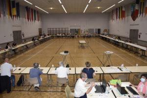 Denis Baldès réélu à la présidence de la CCB