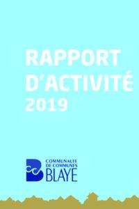 CCB - Rapport d'activité 2019