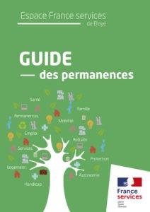 Permanences espace France services