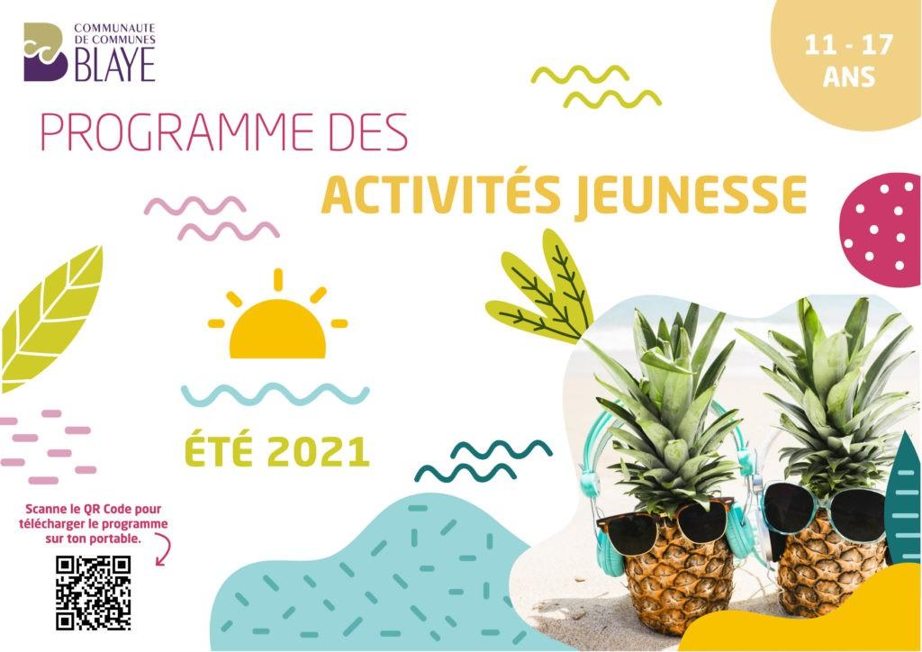 Vacances d'été du Prij : le programme est arrivé !