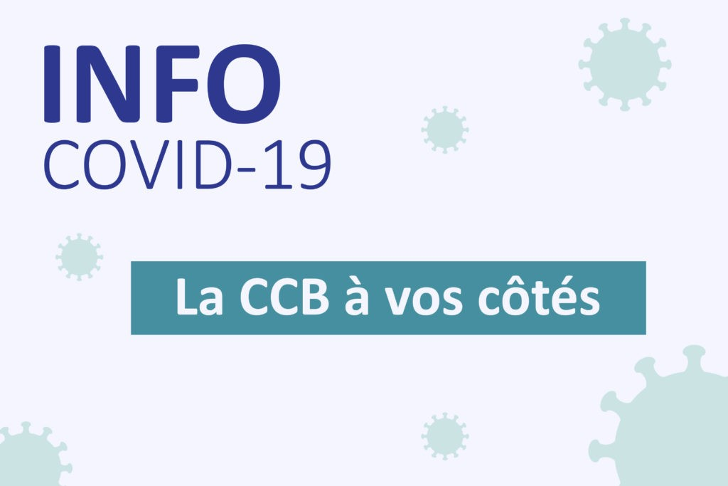 COVID-19 : l'info de vos services intercommunaux