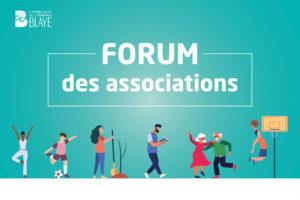 Forum des associations les 11 et 12 septembre 2021