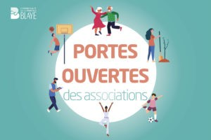 Portes ouvertes des associations du 13 au 18 septembre 2021